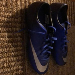 Nike Shoes - CR7 Nike outdoor superfly navy blue